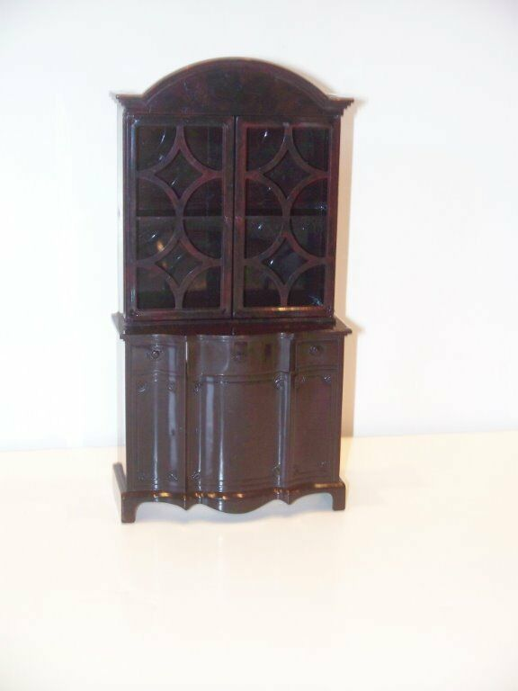 Vintage Ideal Dollhouse Deluxe Formal Dining Room China