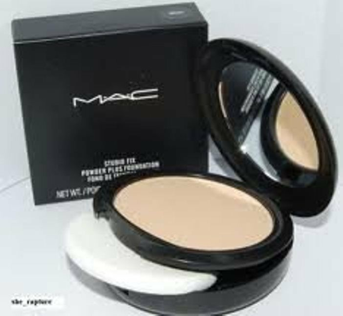 mac foundation nc15 studio fix powder plus new in box ebay
