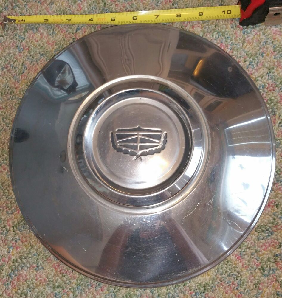 Vintage Ford Galaxie Fairlane 11 1 4 Quot Hubcaps 60 S Dog Dish Ebay