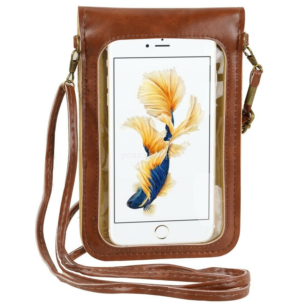 Cell phone pouch cross body shoulder bag for iphone 6s plus ebay