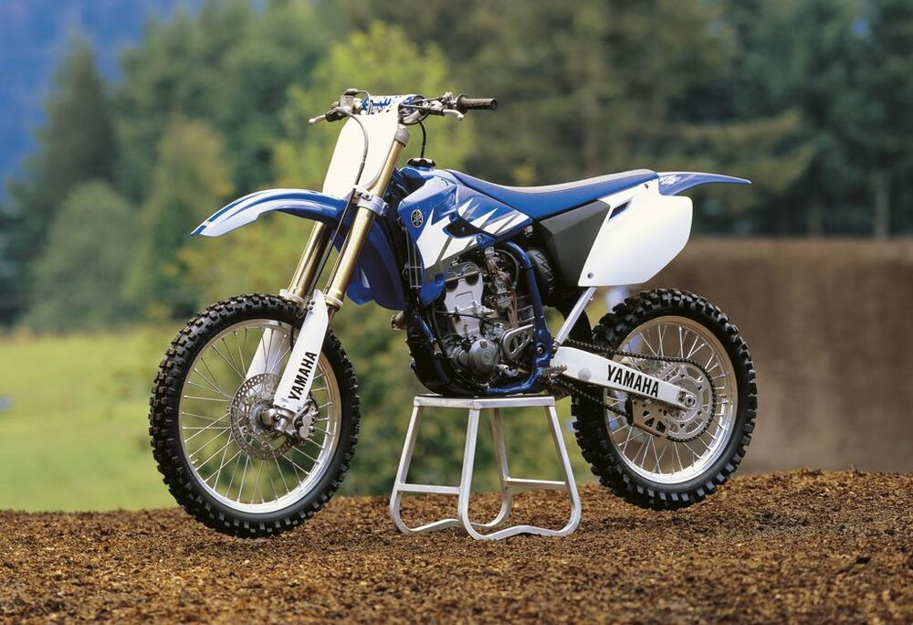 yamaha yz250f workshop service repair manual 2001 2002. Black Bedroom Furniture Sets. Home Design Ideas