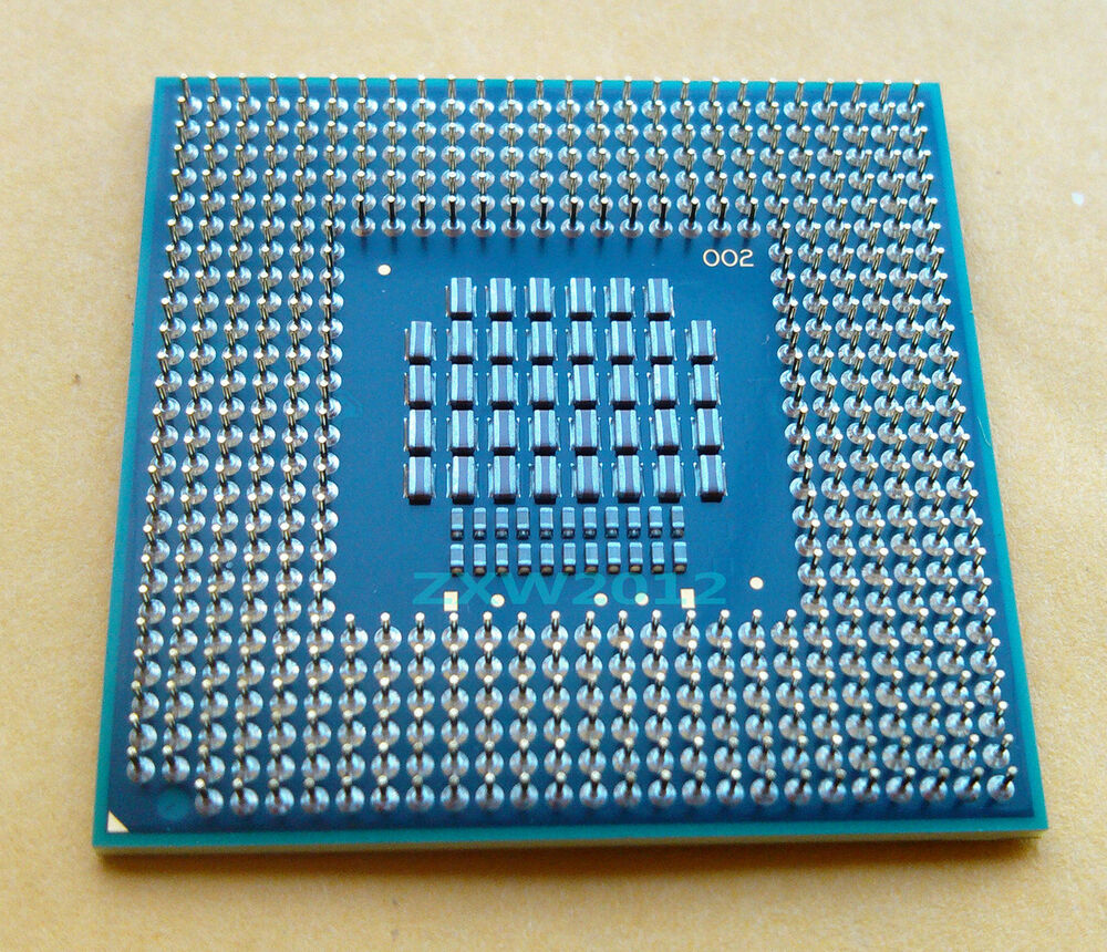Intel Cpu Pentium Mobile T7200 2.0Ghz Fsb667Mhz 4Mb Fcpga6 Core 2 Duo Tray
