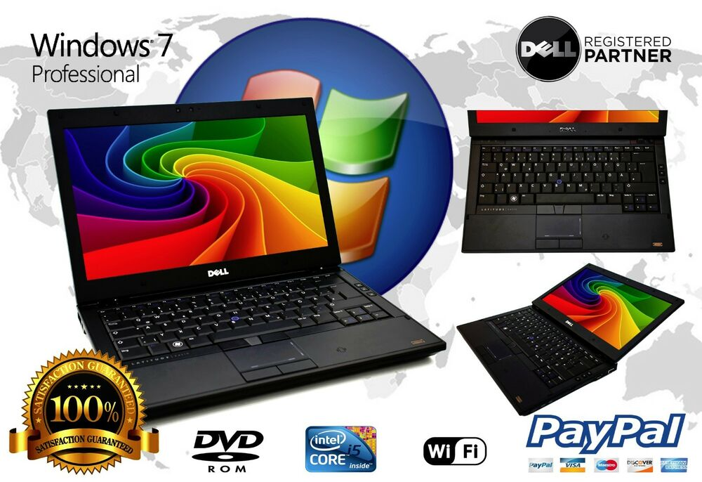 dell latitude e4310 core i5 4gb 160gb notebook windows 7. Black Bedroom Furniture Sets. Home Design Ideas