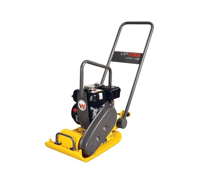 how to move a plate compactor