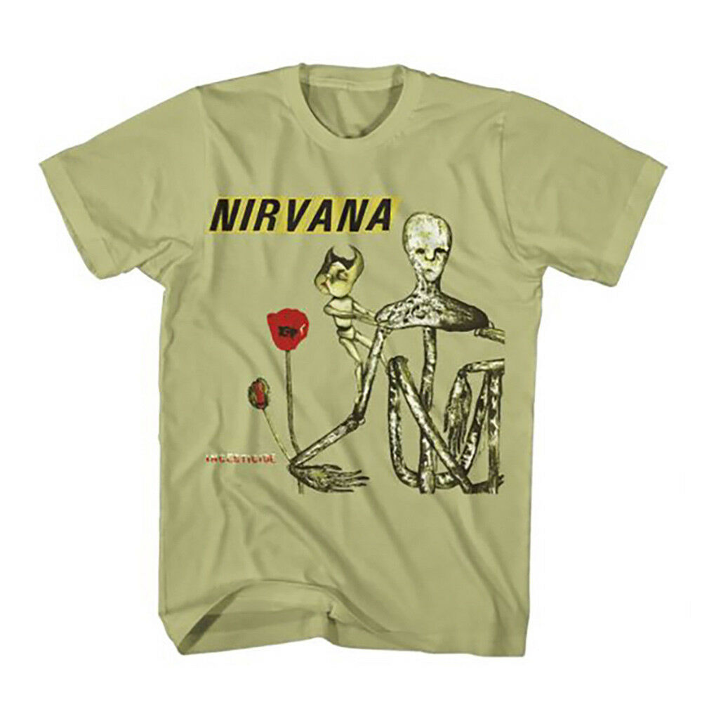 nirvana incesticide t shirt new authentic s 2xl ebay. Black Bedroom Furniture Sets. Home Design Ideas