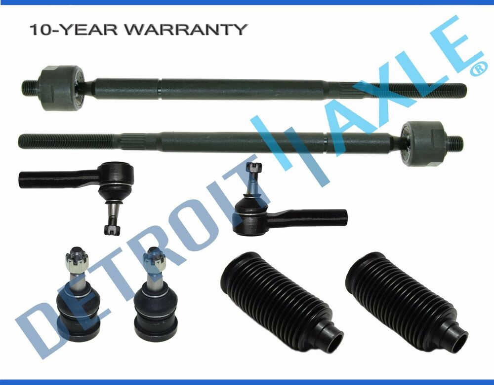 Brand New 8pc Complete Front Suspension Kit for 2004-2008 ...