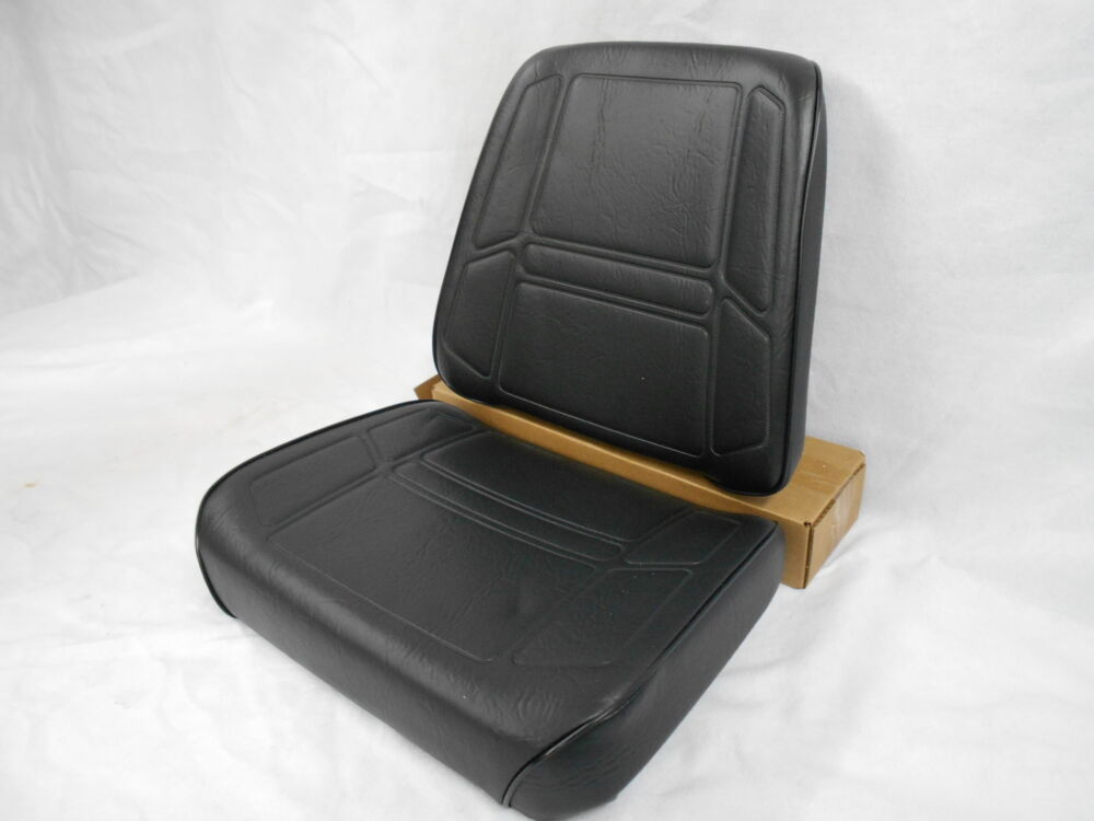 Tractor Seat Replacement : Kubota seat replacement cushion set m series tractor