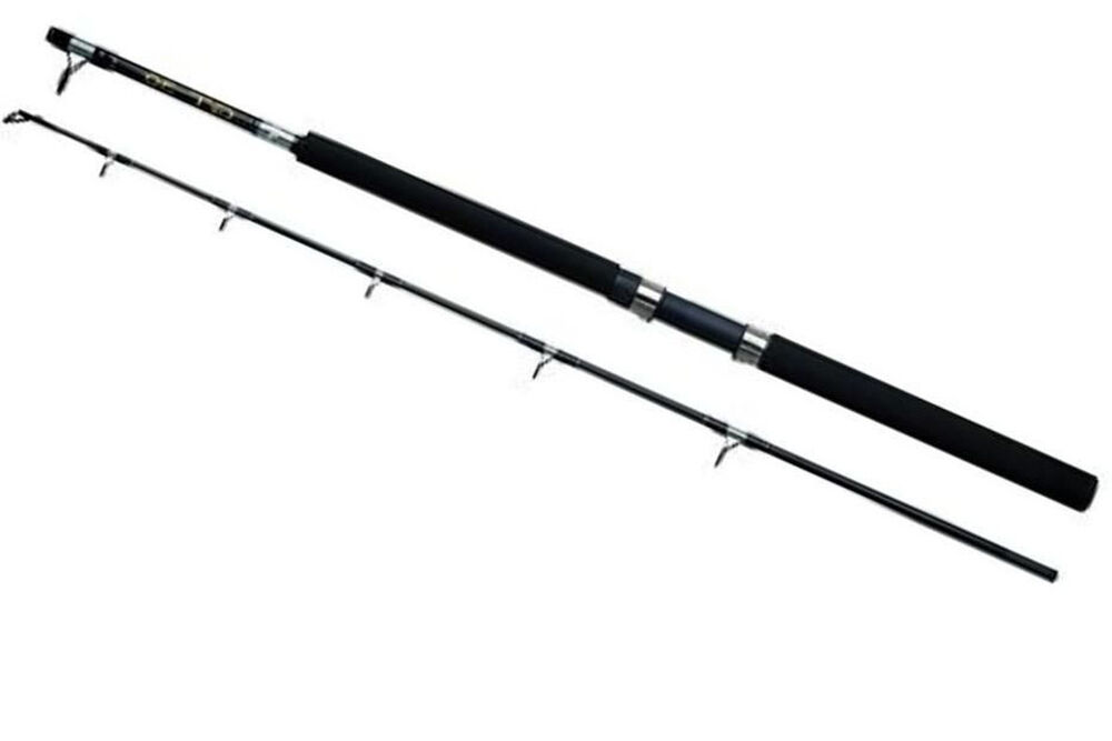 Abu garcia gt boat 602 trolling fishing rod 6ft 2 piece for Trolls fishing pole