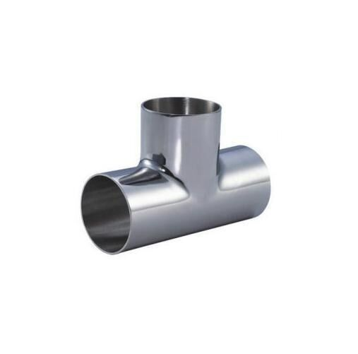 Quot sanitary stainless steel equal tee ss l ebay