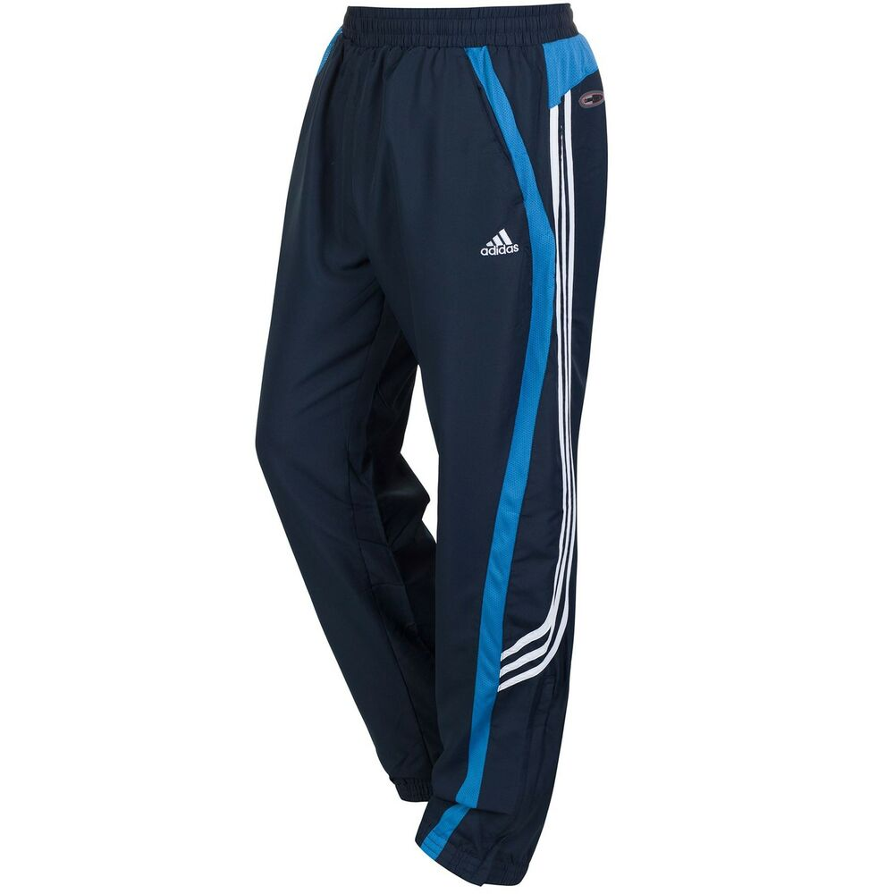 Trackies With White Shoes