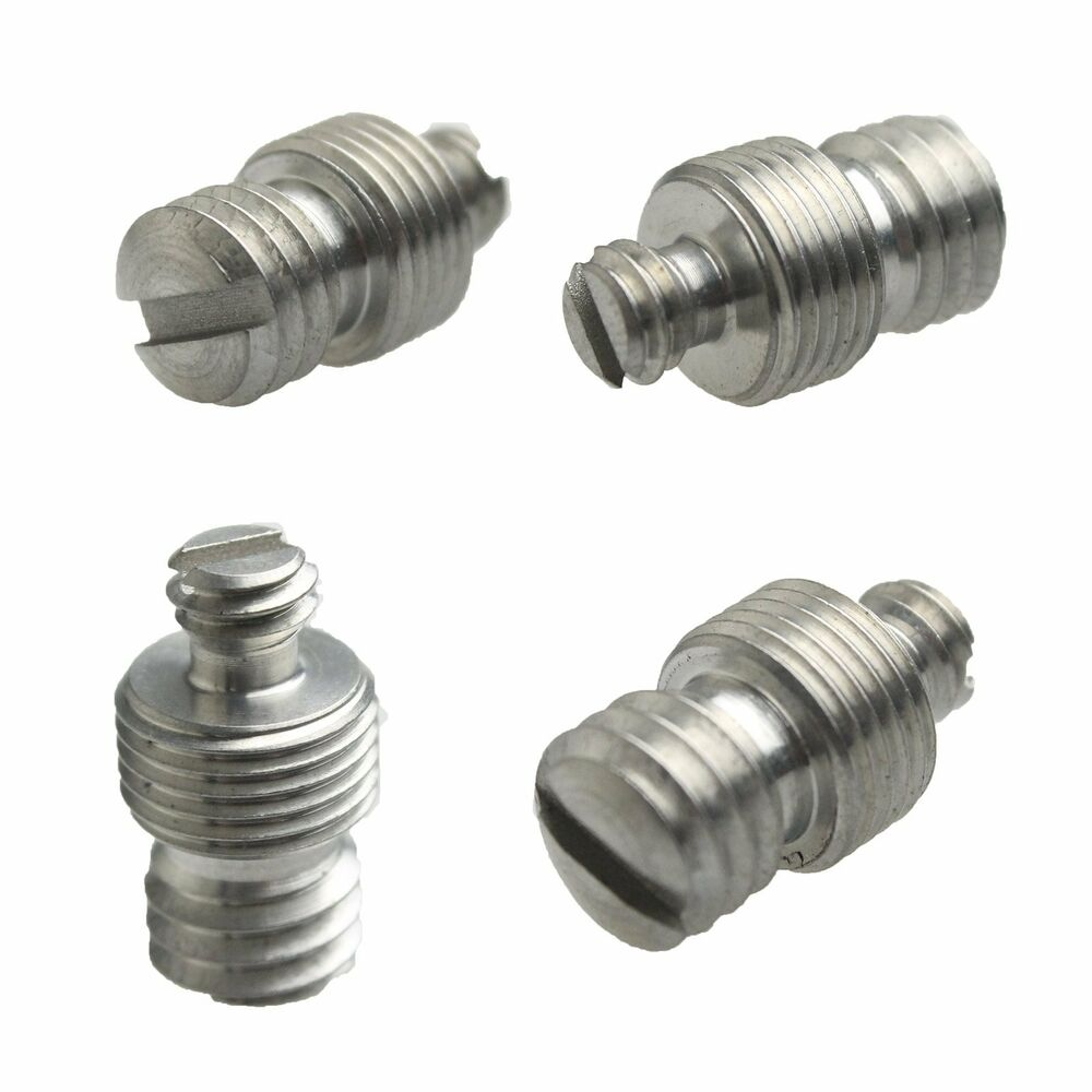 Quot female to male m threaded screw adapter for