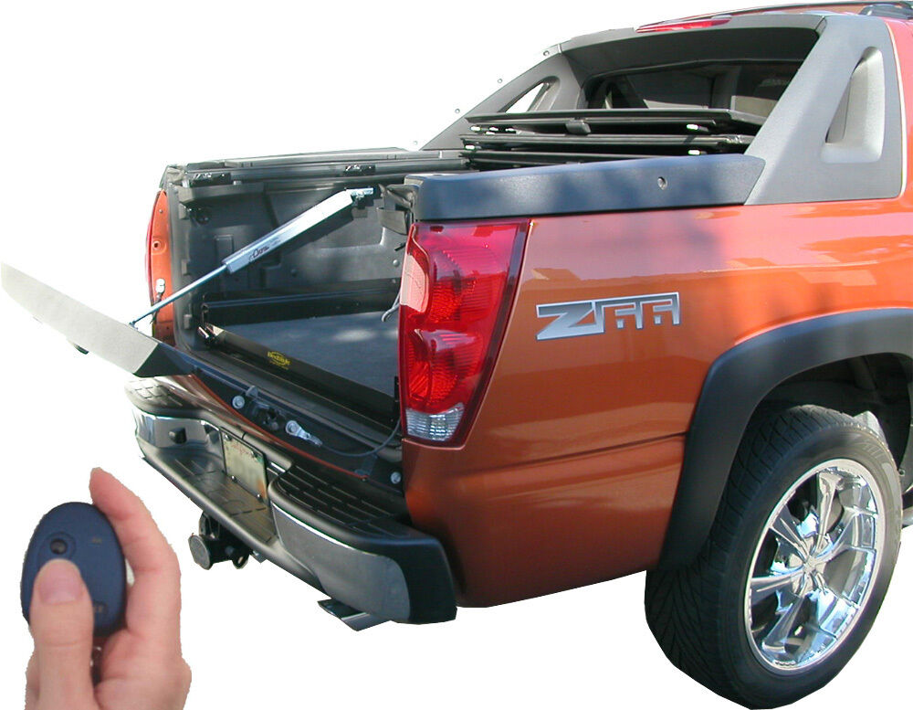 Power pickup truck tailgate lift assist & Lock Chevy ...