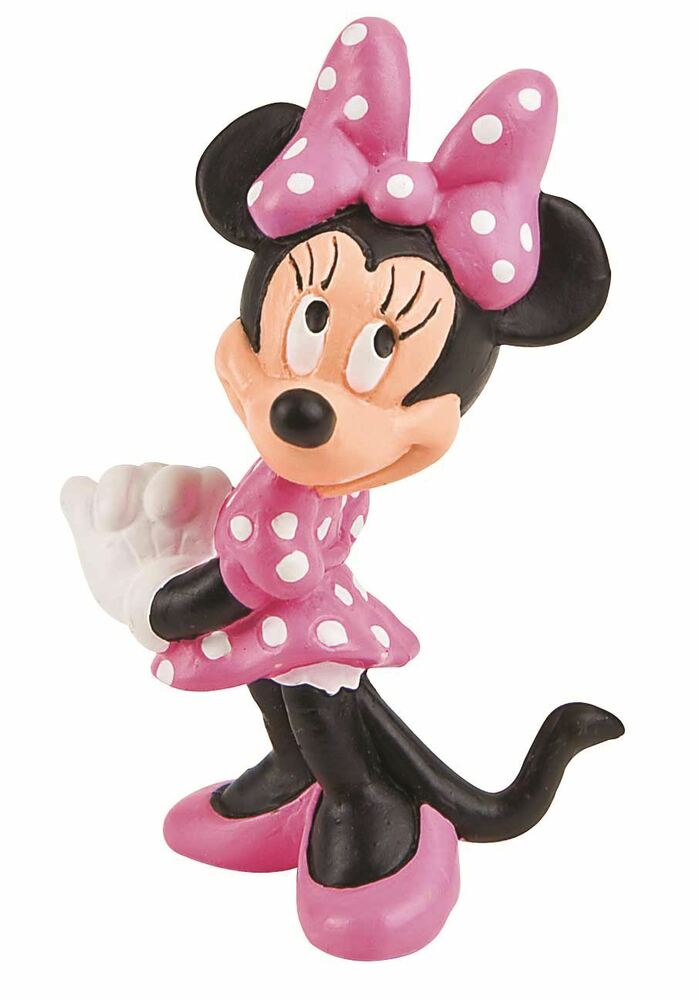 Minnie Mouse Cake Topper Ebay