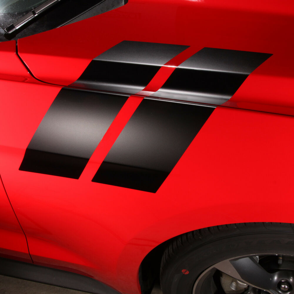 2015 2016 2017 Ford Mustang Hood To Fender Side Double
