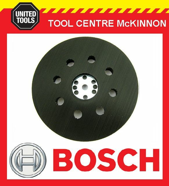 bosch pex 125 pex 12 pex 400 ae sander replacement 125mm base pad old style ebay. Black Bedroom Furniture Sets. Home Design Ideas