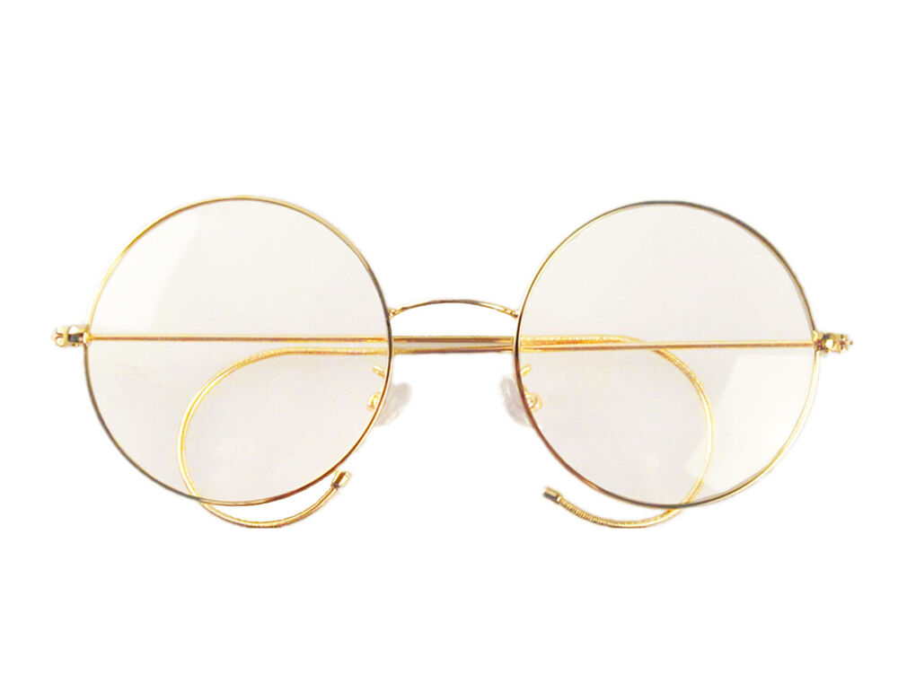 Large Glasses Frame Sizes : Agstum Retro Round Optical Rare Wire Rim Mens Eyeglass ...