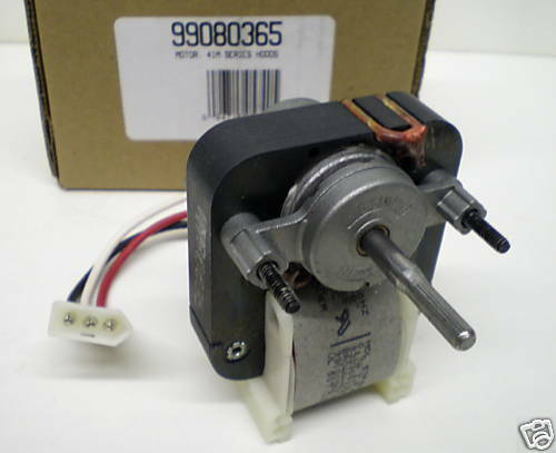 Oven Fans And Blowers : Broan nutone range hood vent fan blower motor ebay