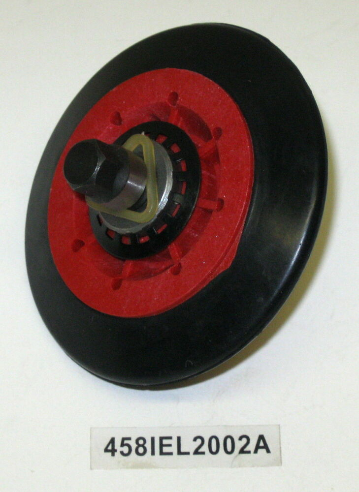 Lg Dryer Drum In The Hole ~ El a dryer drum roller wheel and shaft for lg