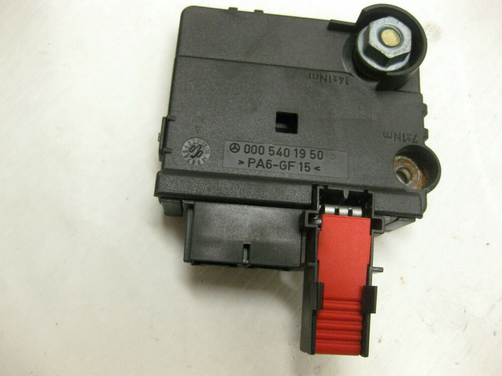 2000 mercedes benz s500 fuse box diagram 2000 mercedes s500 battery fuse box connector 000 540 19 ... 2000 s500 fuse box home #5