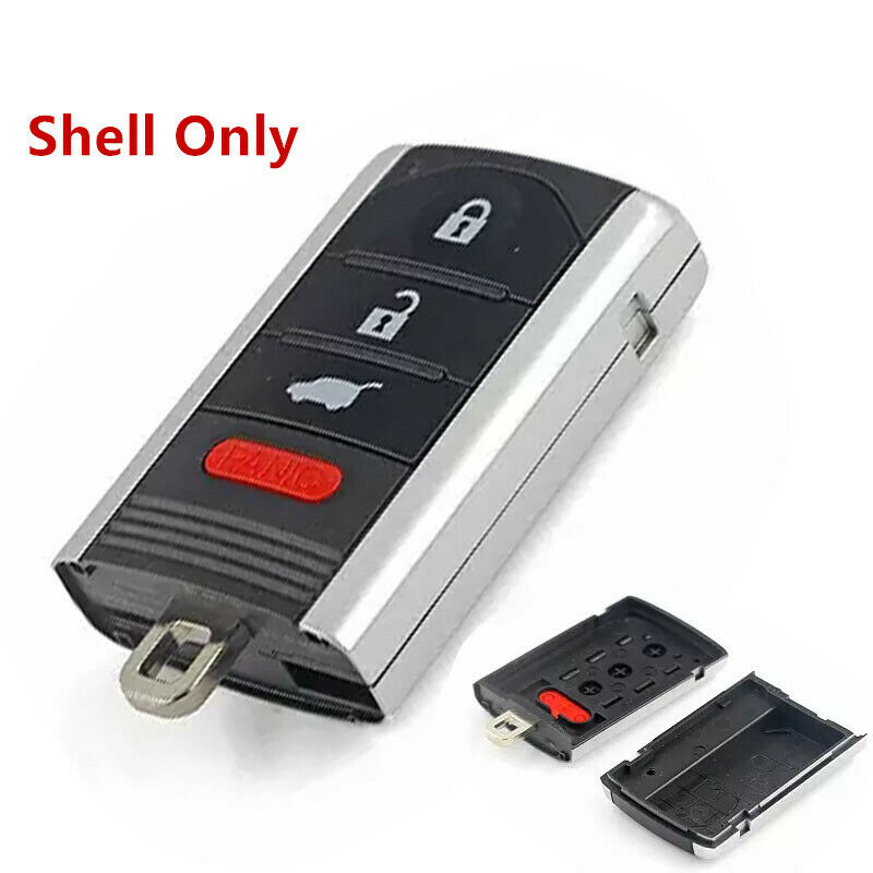 Acura Tl Battery: New Replacement Remote Key Fob Shell Case 3+1 Button For