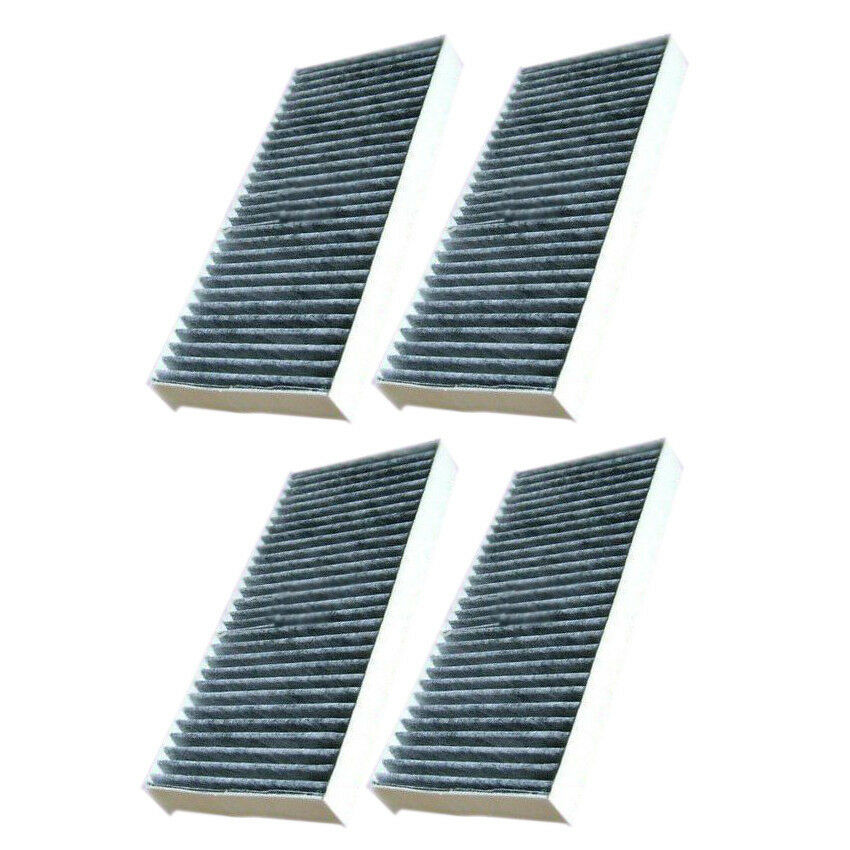 set of 4 cabin air filters fits infiniti qx56 nissan. Black Bedroom Furniture Sets. Home Design Ideas