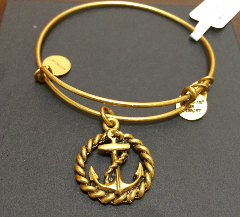 and ani bracelet alex and ani quot anchor quot charm bangle bracelet in rafaelian 7488