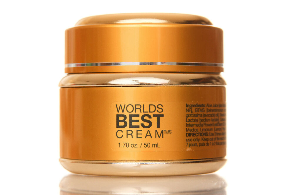 Worlds Best Cream Copper All Natural Sore Muscle And