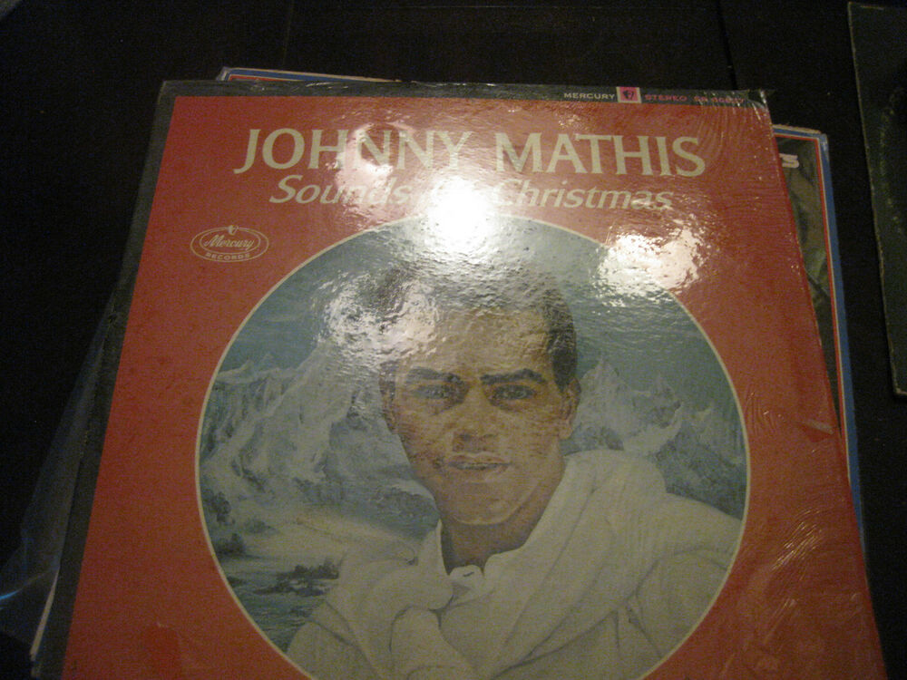 Johnny Mathis; Sounds of Christmas on LP | eBay