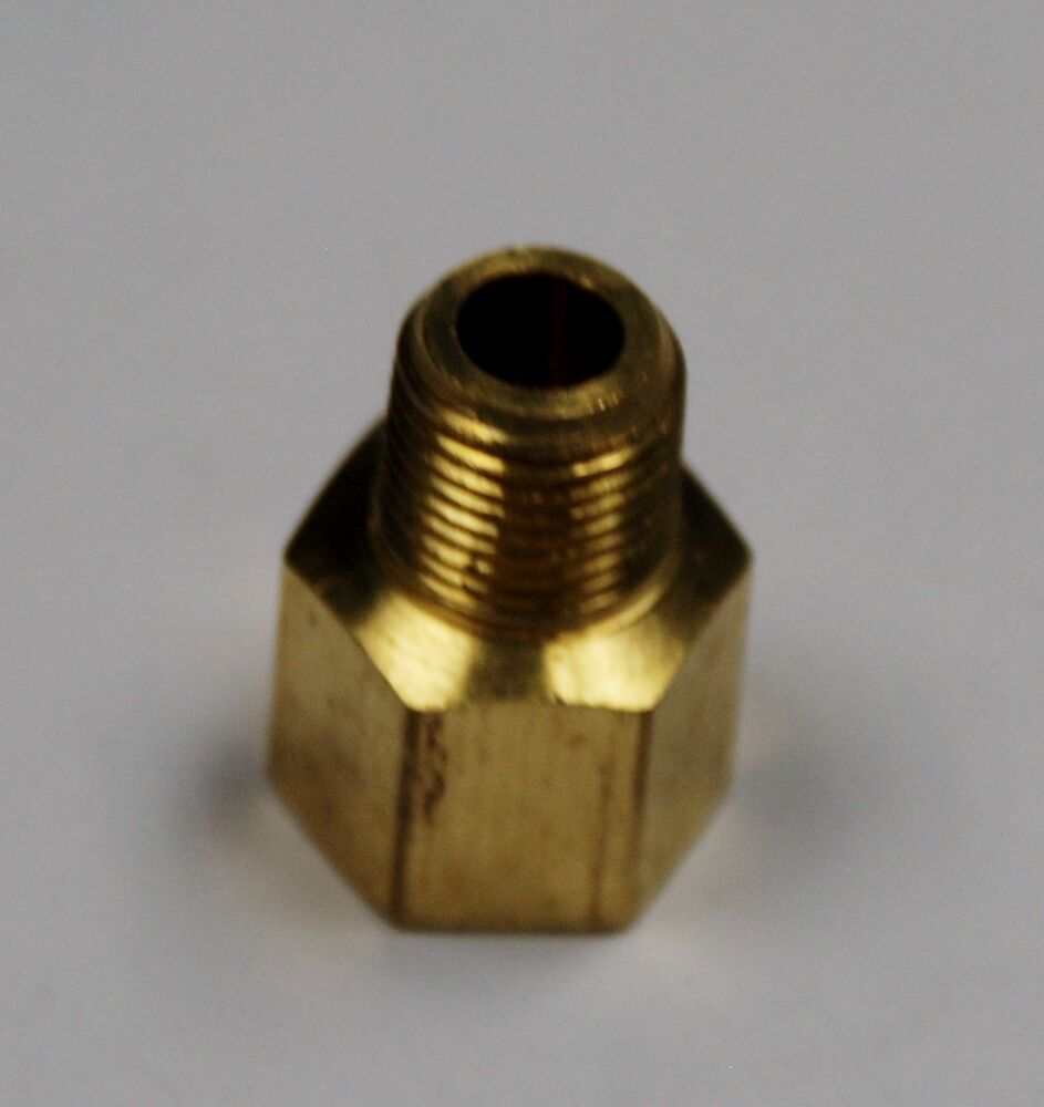 Brass fittings extension adapter female pipe quot male