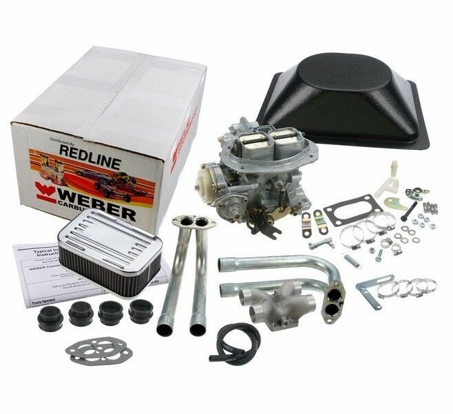 Vw Motor Swap Kits: VW T-3 Carburetor Conversion Kit 32/36 DFEV Electric Choke