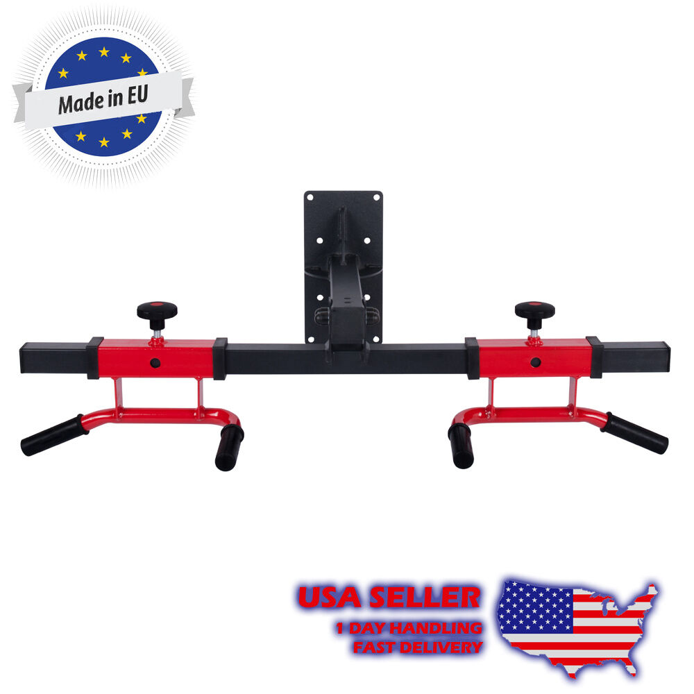 Marbo Sport Wall Ceiling Mounted Adjustable Pull Up Bar
