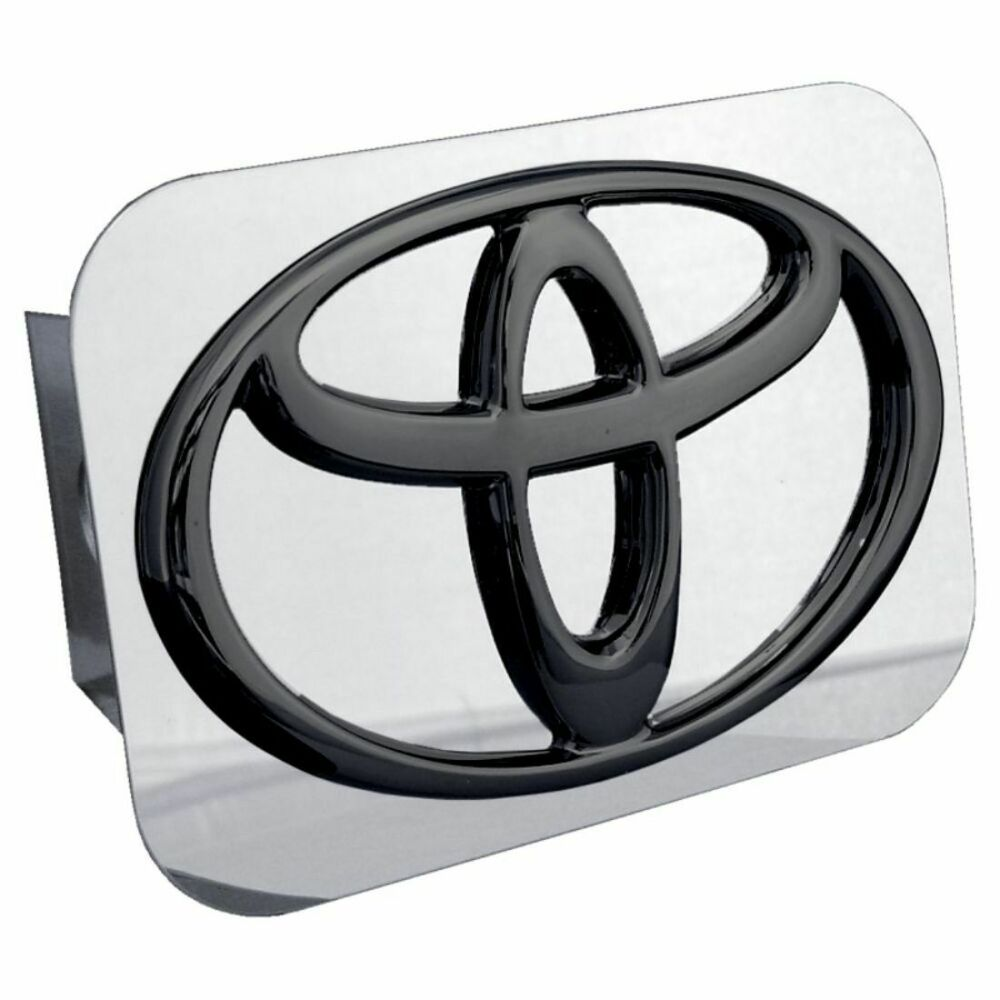 toyota black pearl trailer hitch plug cover 2 quot  hitch TRD Decals TRD Supercharger