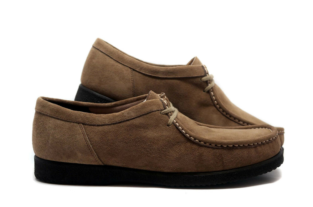 Brown Vintage And Classic Shoes