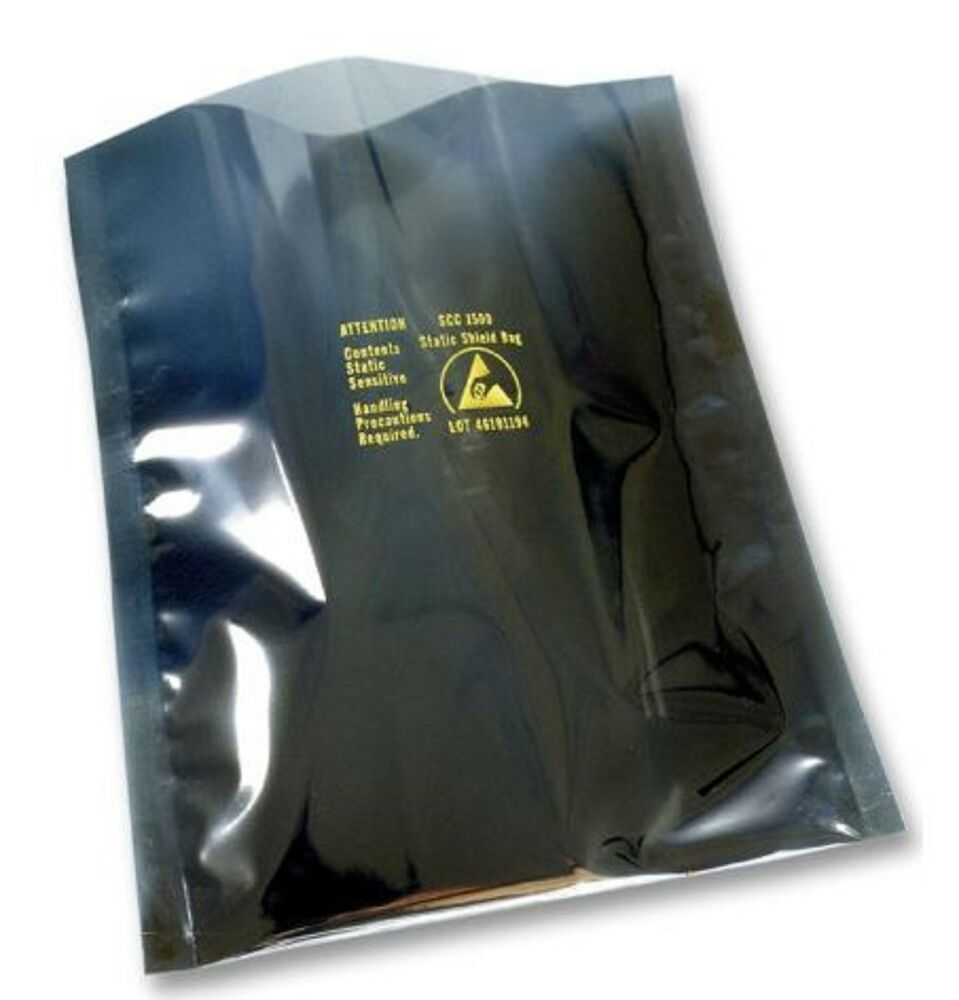 "3M 150812 ESD Static Shielding Bags - Metal-Out SCC1500 8""X12"" (200x300mm) 