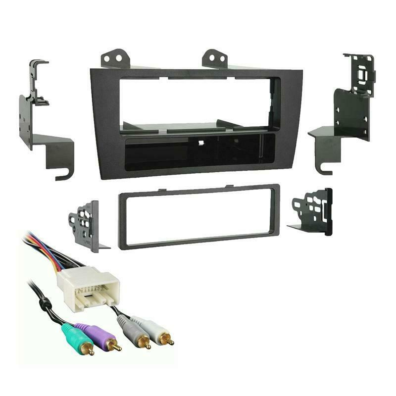 Sell Used 1997 Lexus Sc300 Manual Transmission 5: Metra 99-8155 1-DIN Dash Kit + Amp Integration Harness For