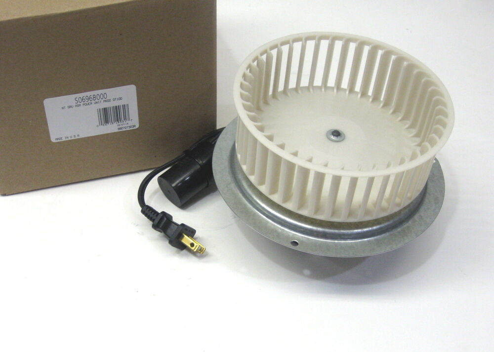 0696b000 Genuine Nutone Oem Vent Bath Fan Motor Wheel For Qt110 Ebay