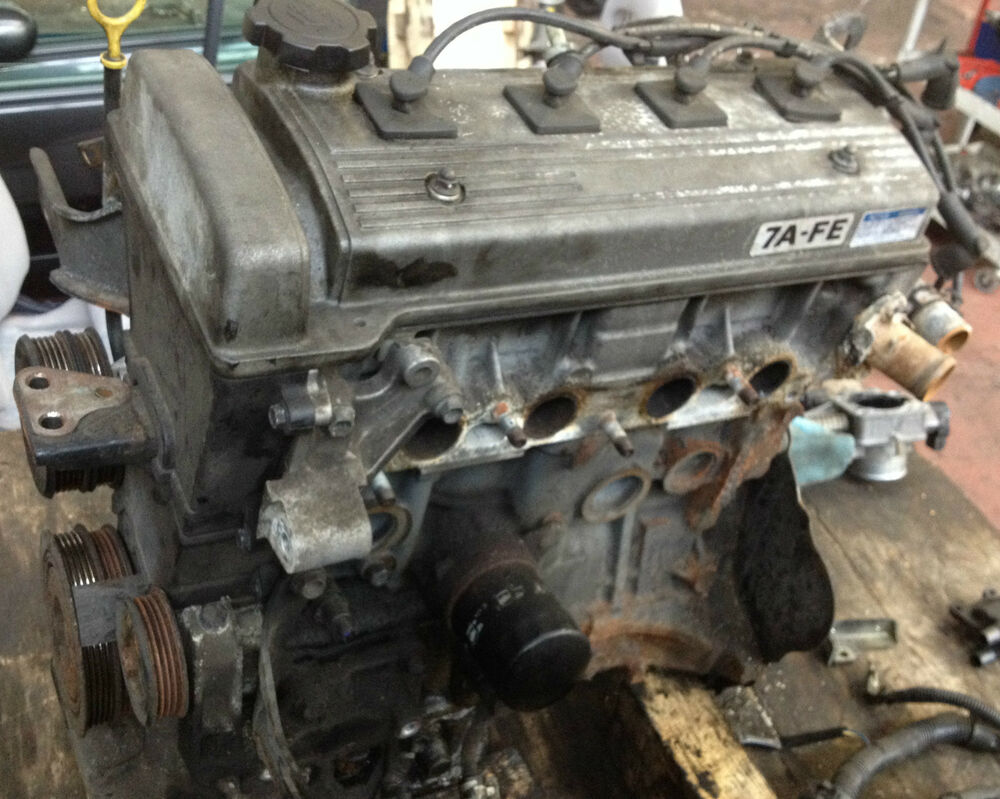 Toyota Avensis 2000 1 8 Petrol Engine  Millage Engine