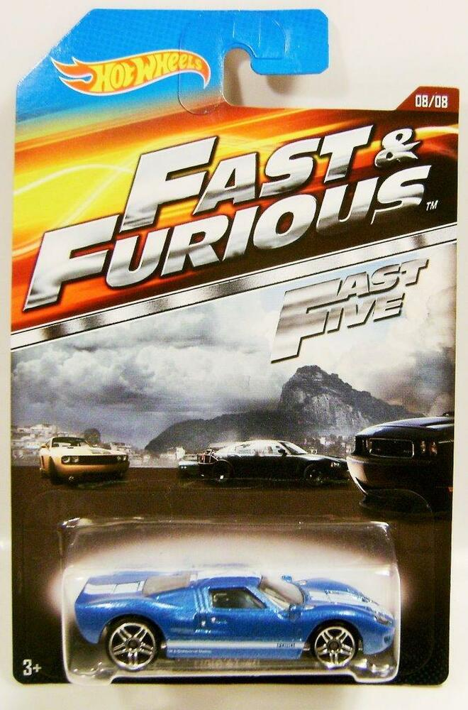ford gt 40 fast and furious fast five official movie car. Black Bedroom Furniture Sets. Home Design Ideas