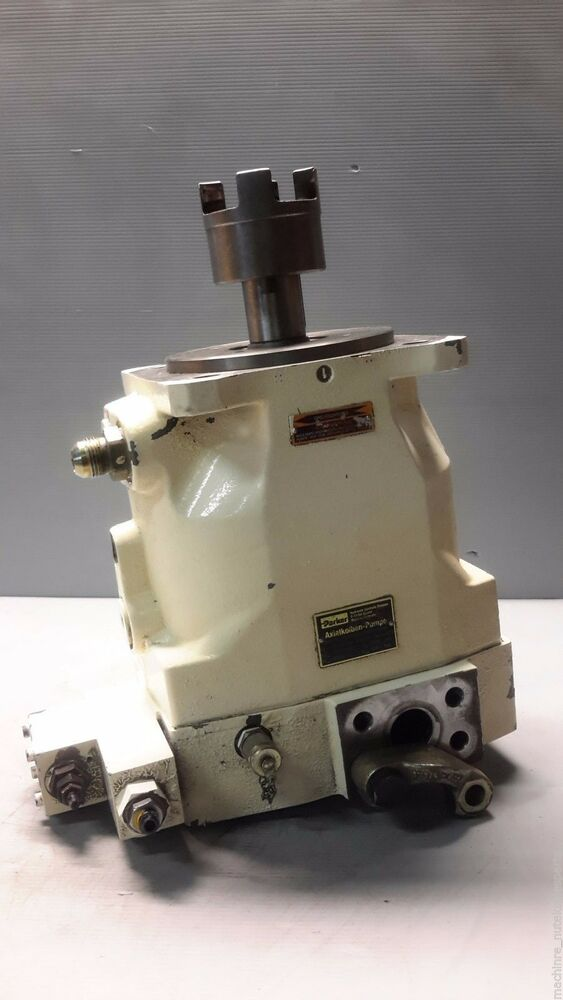 Parker hydraulic pump pv092r1k4t1nfr1x5808 pv092r for Parker pumps and motors