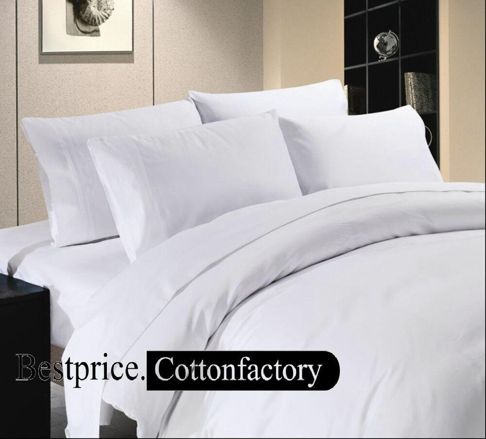 800 1000 1200 1500 thread count hotel white duvet fitted for Hotel design 800 thread count comforter