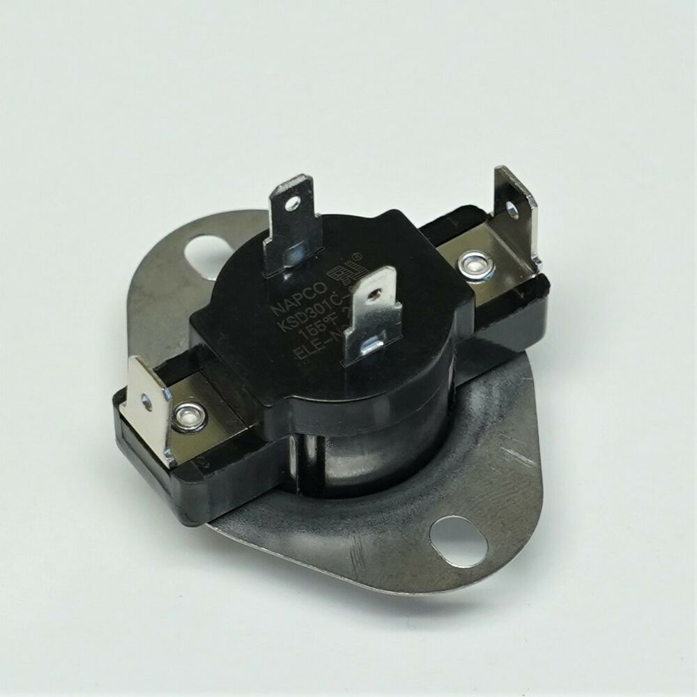 Wp3387134 Dryer Operating Thermostat For Whirlpool Kenmore