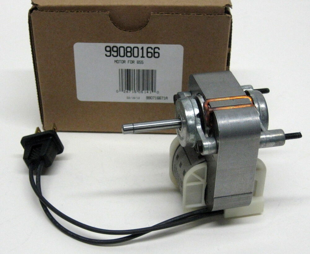 99080166 Broan Nutone Vent Bath Fan Motor For Models 694