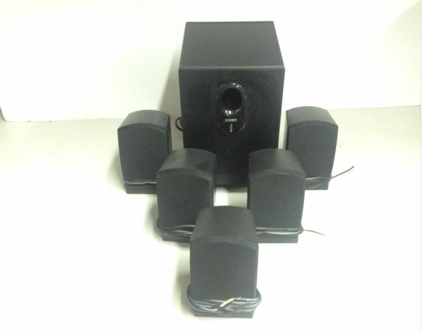 how to set home theater speakers 5.1
