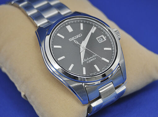 Seiko sarb033 mechanical automatic stainless steel men 39 s watch japan model new 4954628403568 ebay for Watches japan