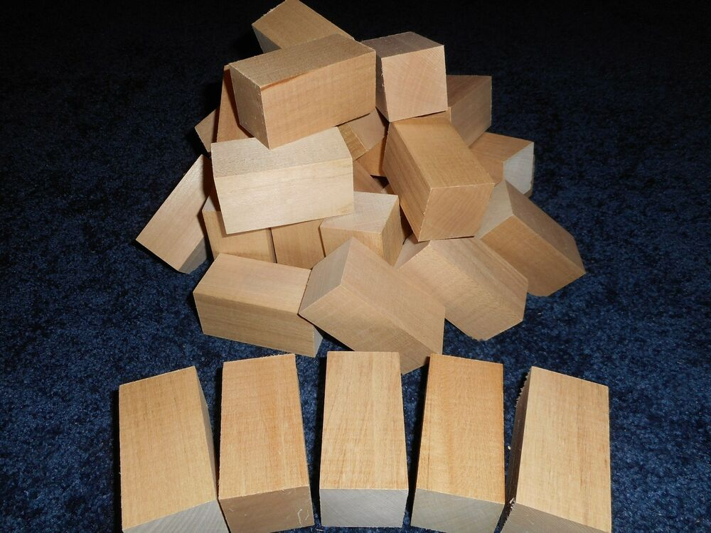1 1 2 x 1 1 2 x 3 basswood carving wood blocks craft for Where to buy wood blocks for crafts