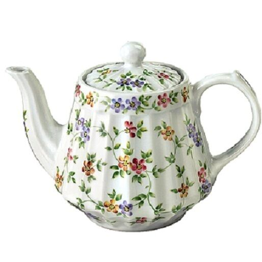 how to make tea in a porcelain teapot