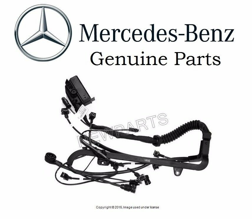 W124 Wiring Harness Repair : Mercedes w v engine wiring harness updated fuel