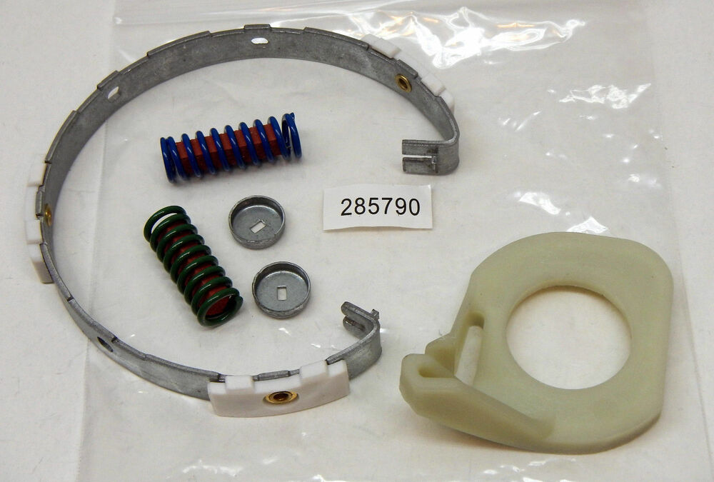 Wp285790 for whirlpool kenmore washer brake clutch lining ap3094538 ps334642 ebay - Whirlpool washer clutch replacement ...