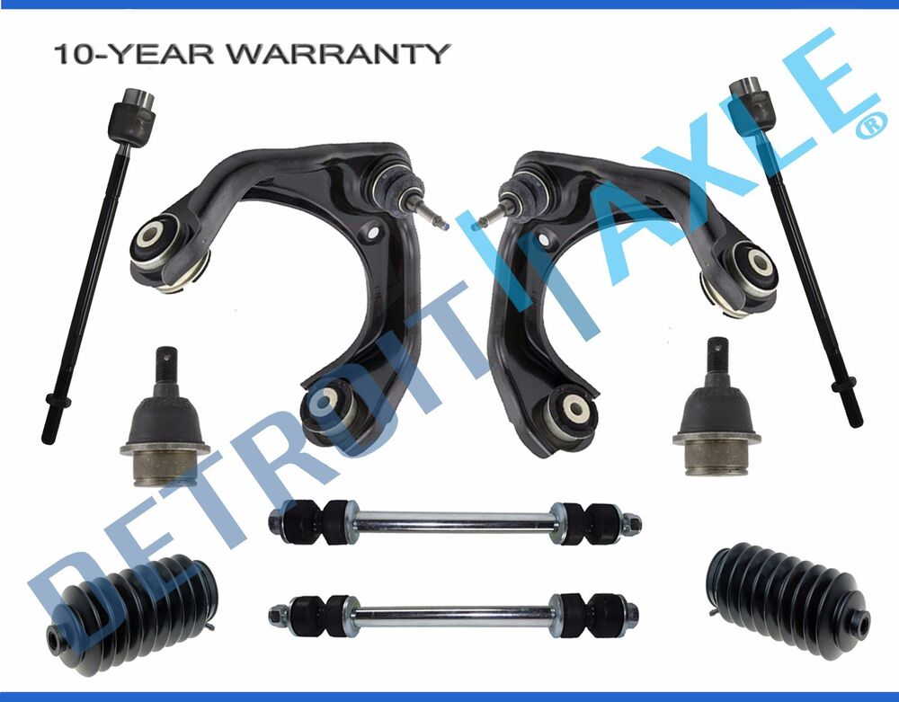 Brand New 10pc Complete Front Suspension Kit - Ford ...
