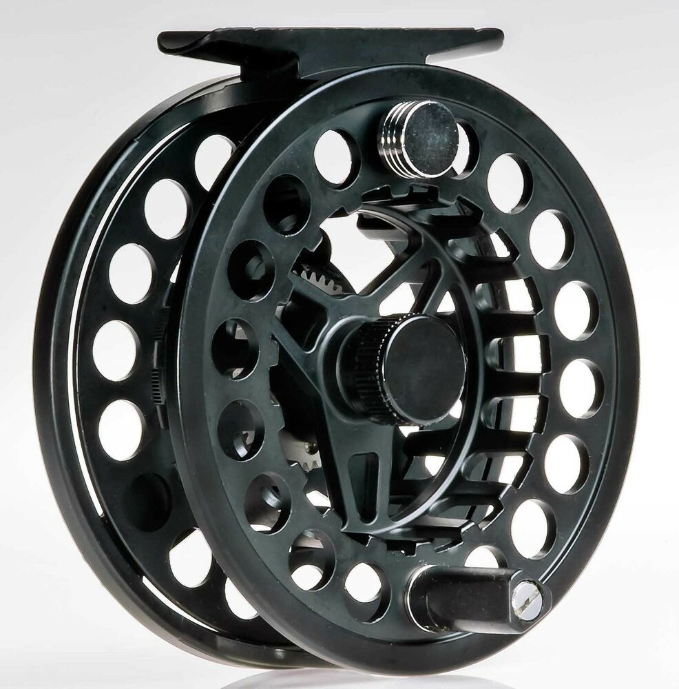 Greys gx300 aluminium fly fishing reel sizes 4 5 6 6 7 for Fly fishing reels ebay